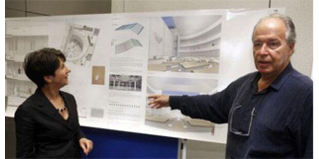 Architekturbüro Heidl wird Plenarsaal neugestalten