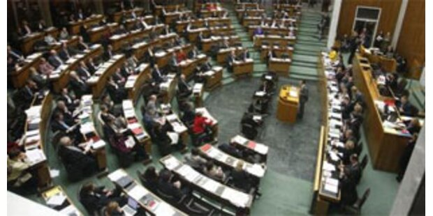Wirbel um Alkotests an Parlamentariern