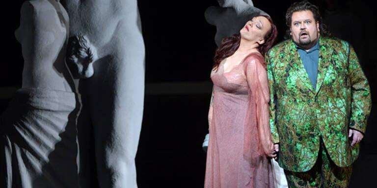Parsifal-Regisseur erntet Buh-Konzert