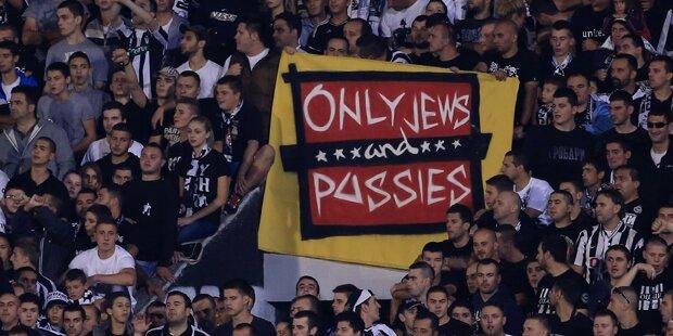 Rassismus-Eklat schockt Europa League