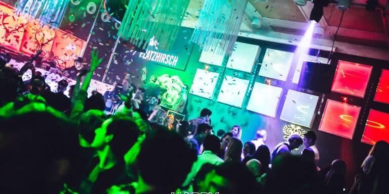 PLATZHIRSCH – Die Partylocation in Wien