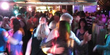 Antenne Salzburg Partyschiff