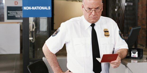 Darum wird der Pass am Flughafen nicht kontrolliert