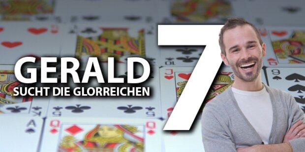 Gerald und die glorreichen Sieben!