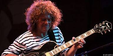Pat Metheny spielt nicht nur Gitarre