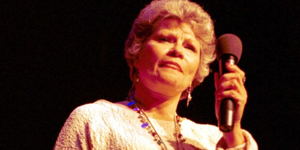 Country Legende Patti Page tot