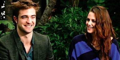 Pattinson & Stewart turteln im US-TV