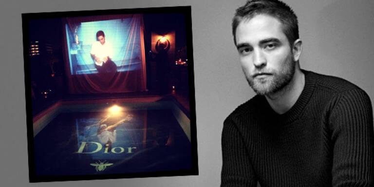 Robert Pattinson ist neues Dior-Gesicht