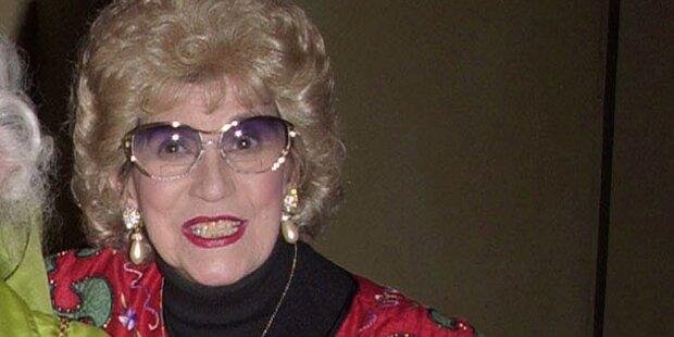 Legendäre Sängerin Patty Andrews ist tot