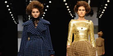 Paul Costelloe bei der London Fashion Week