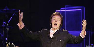 Paul McCartney erholt sich von Konzerten