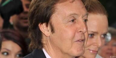 Paul McCartney tourt durch Europa
