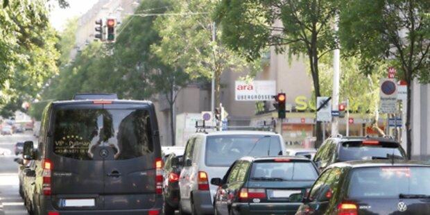 Stadt Salzburg will sommerliches Stauchaos in den Griff bekommen