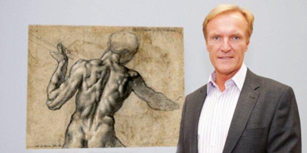 Michelangelo erobert Wien