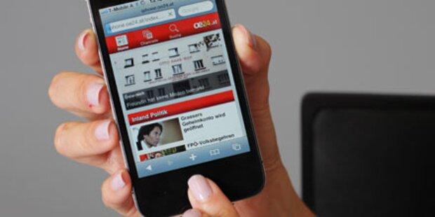 Das neue iPhone 4 im ÖSTERREICH-Test