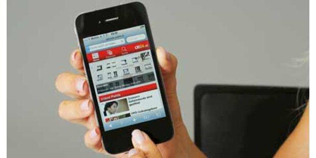 iPhone 4 sprengt bei uns alle Rekorde