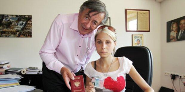 Lugner: Mit neuem Visum zum Sex-Guru