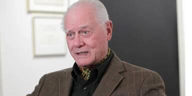 Larry Hagman in Wien