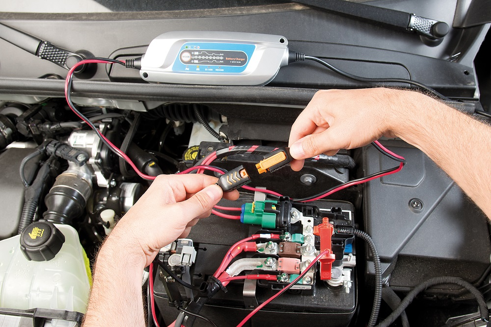 Pearl - ADV - KW40 - Lescars Batterieladegerät - Bild 2