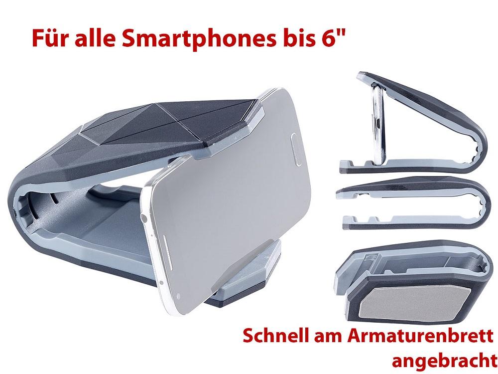 Pearl - ADV - KW 11 - Kfz-Smartphone-Halterung - Bild 4