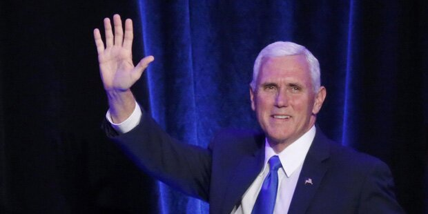 US-Vizepräsident Pence gratuliert Kurz zum Wahlerfolg