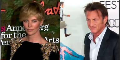 Charlize Theron und Sean Penn - Liebe offiziell!