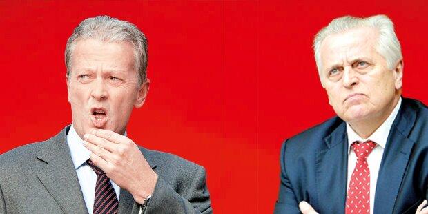 Pensionen: Nächste Hürde für Koalition