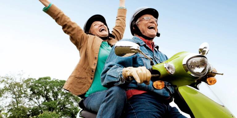 Mehr Pension: Wie viel SIE bekommen