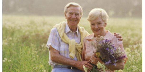 Mehrheit älterer Menschen noch sexuell aktiv