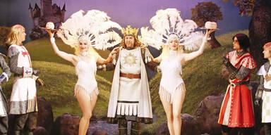 Monty-Python-Show mit Conchita Wurst