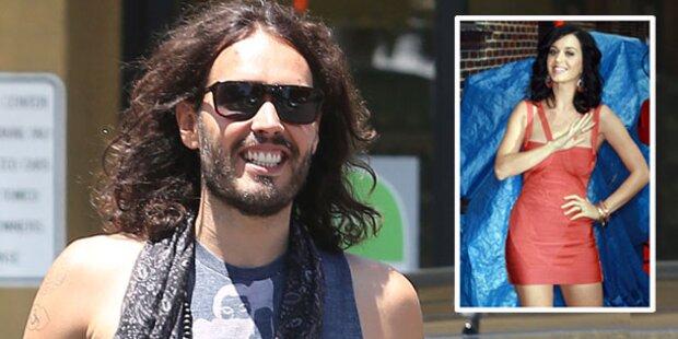 Russell Brand: Läster-Attacke gegen Katy