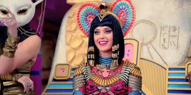 Kritik für Katy-Perry-Video