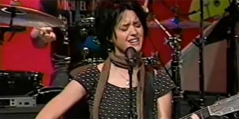 Katy Perry rockte mit 17 christlich