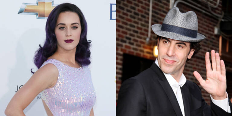Katy Perry spielt Freddy Mercury Freundin
