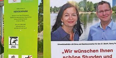 Personenkult um Sima: FPÖ stellt jetzt Taferl-Anfrage