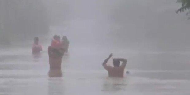 Peru: Hochwasser Katastrophe im Süden