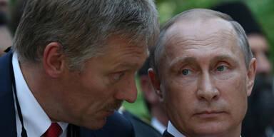 Peskow Putin