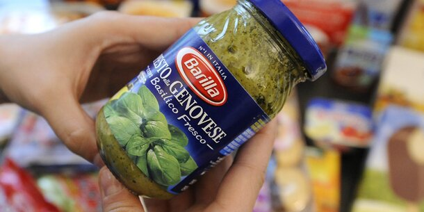 Vorsicht beim Pesto-Kauf: Nicht alles natürlich
