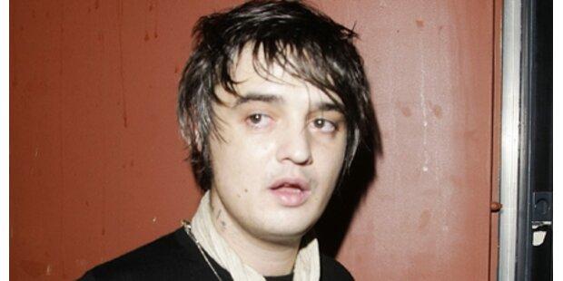 Pete Doherty in Berlin festgenommen