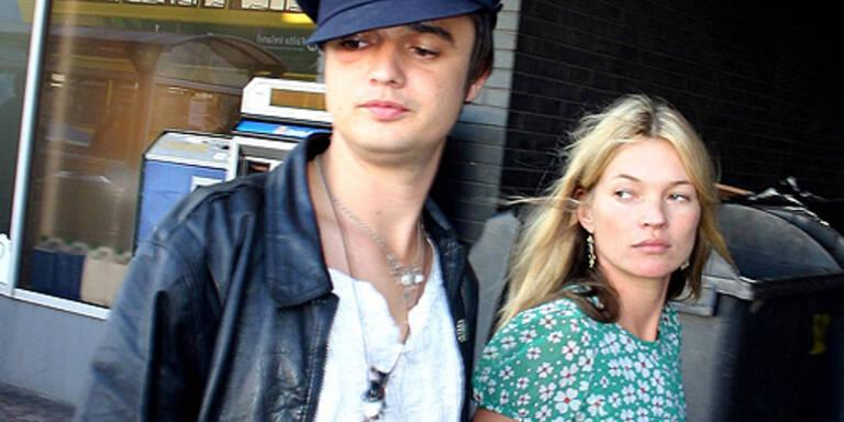 Pete Doherty & Kate Moss
