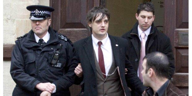 Drogen: Doherty wieder festgenommen