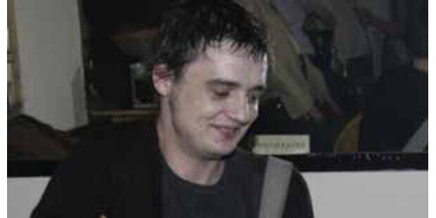 Skandal-Rocker Pete Doherty sucht Österreich heim