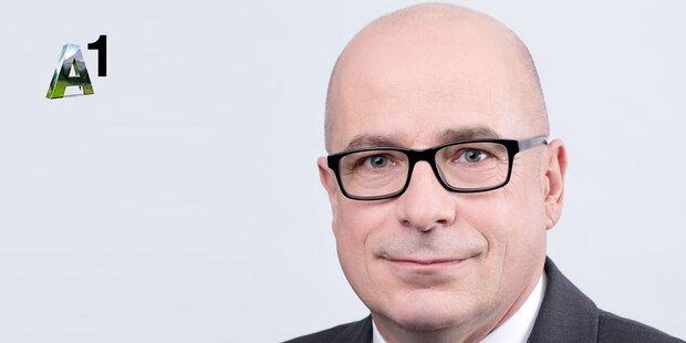 Pirkner ist neuer A1 Personalchef