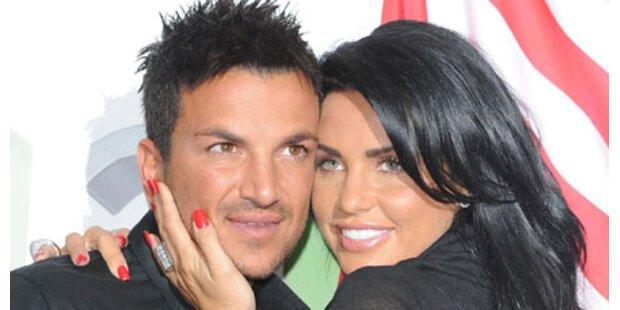 Katie Price und Peter Andre geschieden