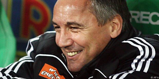 Rapid im Cup-Viertelfinale auswärts gegen Kärnten