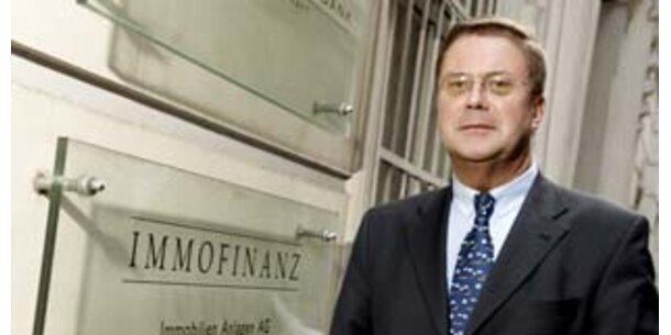 Immofinanz zahlt 0,40 Euro Dividende