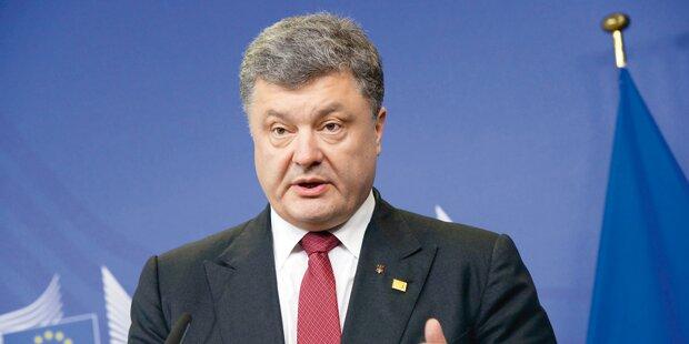 Kiew will Ostukraine zurückerobern