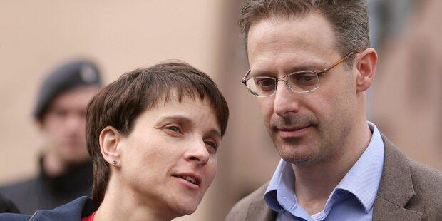Nach AfD-Eklat: Petry und Pretzell planen neue Partei