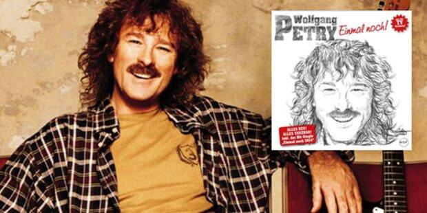 Wolfgang Petry rockt Album-Charts