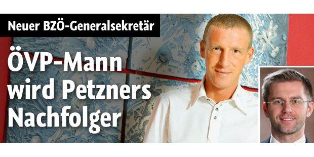 Christian Ebner wird BZÖ-Generalsekretär